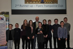 Flyers Trampoline Club